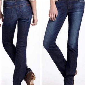 JOE'S Slim Fit Mini Boot jeans size 27